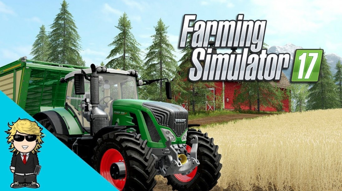 Farming Simulator 17 Free Download 1
