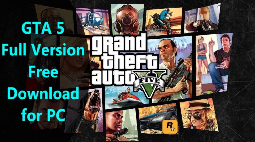 Gta V Pc Download