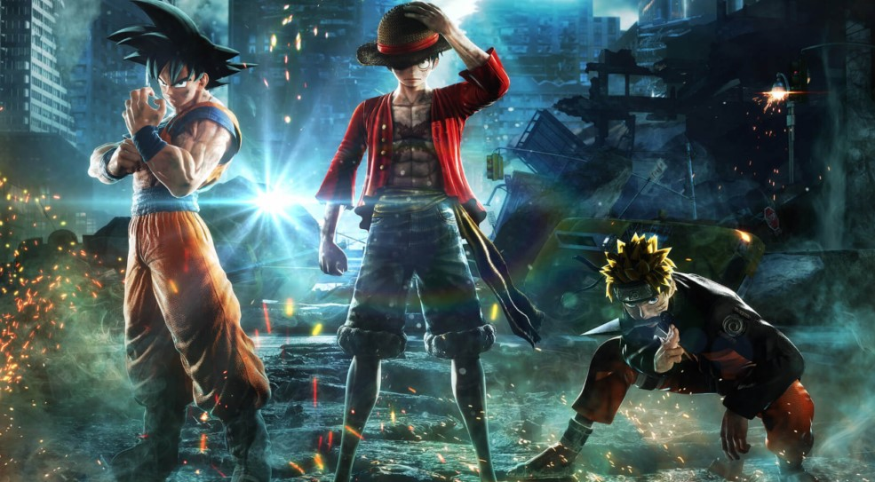 Jump Force Pc Download 1