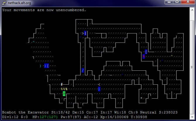 Nethack Download 2