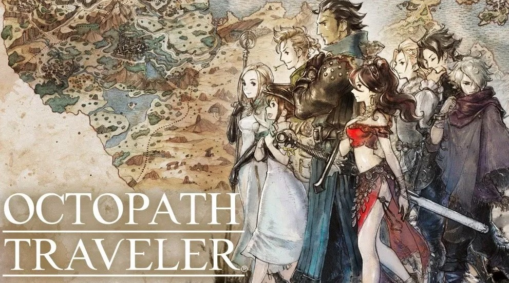 Octopath Traveler Download 1
