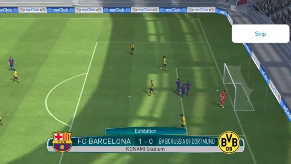 Pro Evolution Soccer 2017 Download 1