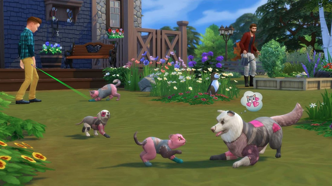 Sims 4 Cats And Dogs Download 2