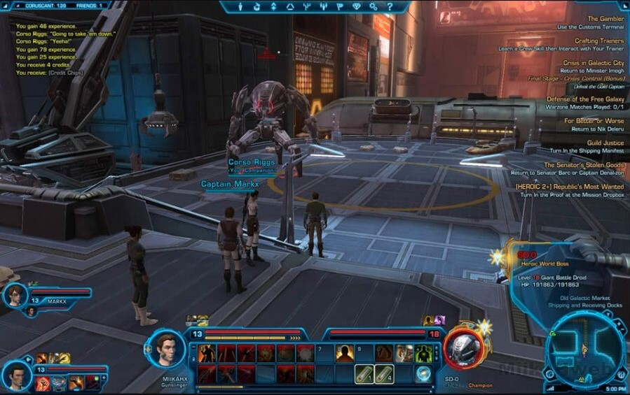 Star Wars The Old Republic Download 1