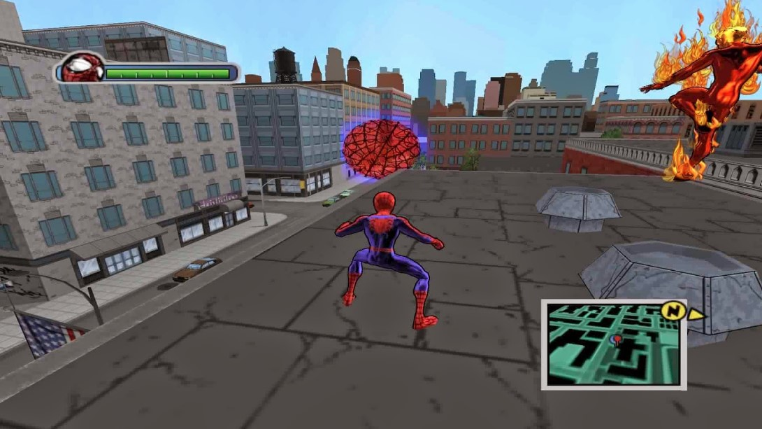 Ultimate Spiderman Pc Download 1