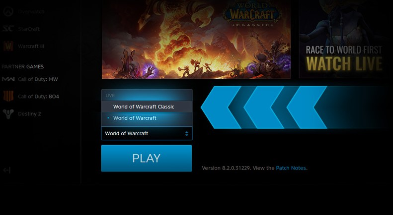 World Of Warcraft Classic Download 1