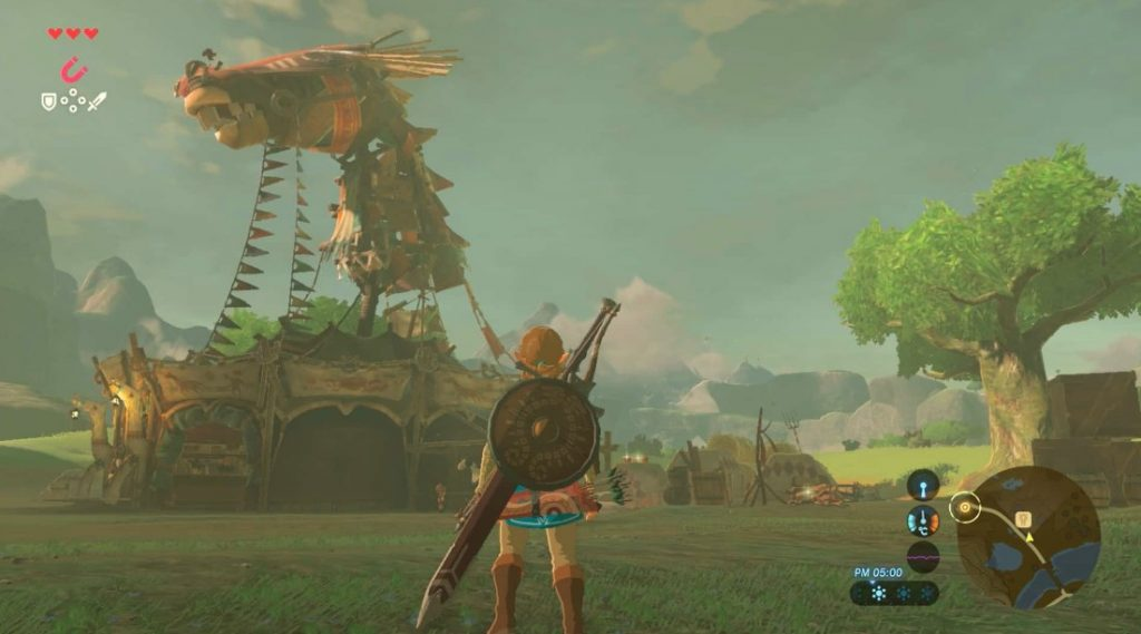 Breath Of The Wild Pc Download 1