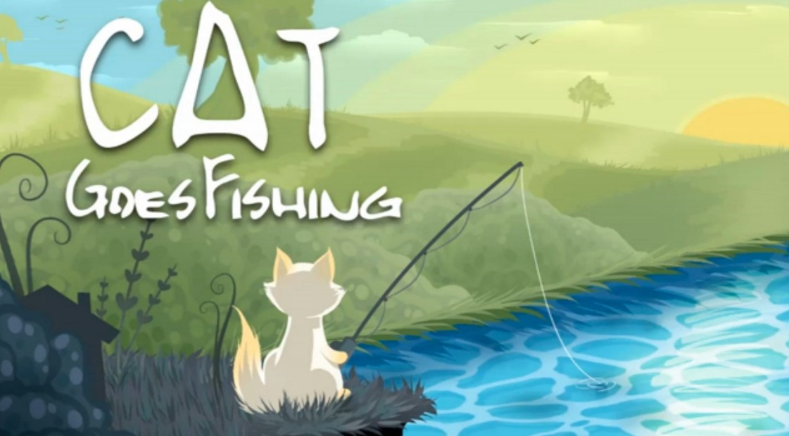 Cat Goes Fishing Download 1