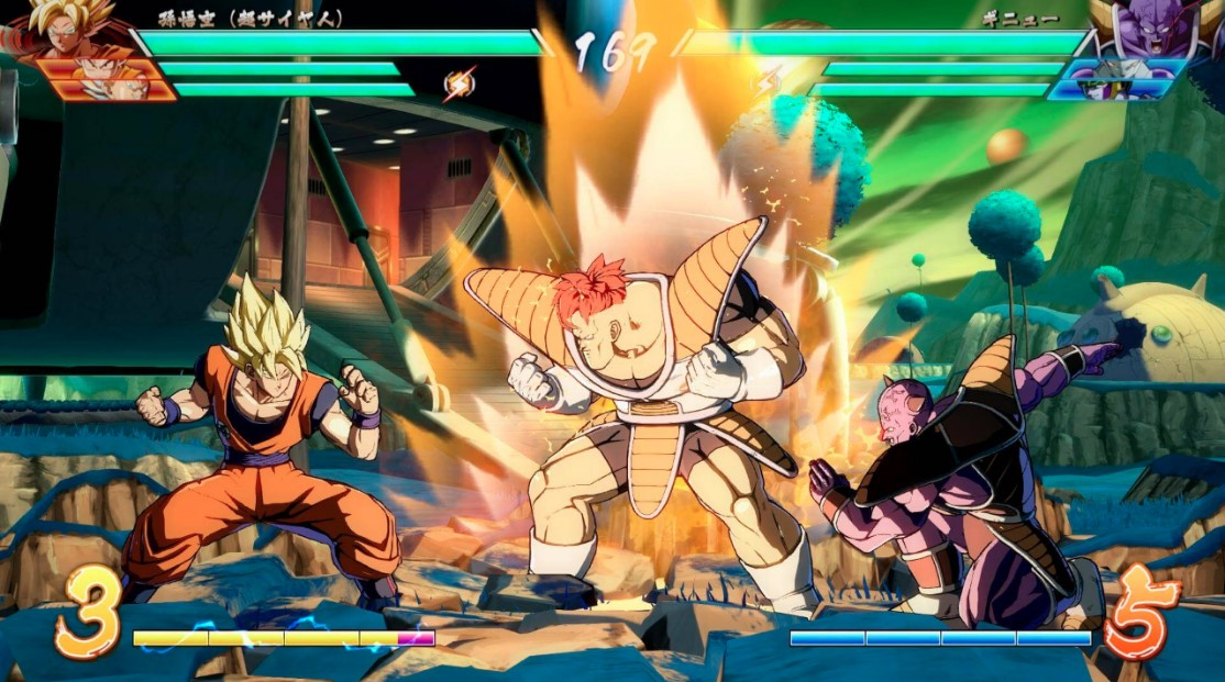Dragon Ball Fighterz Pc Download 1