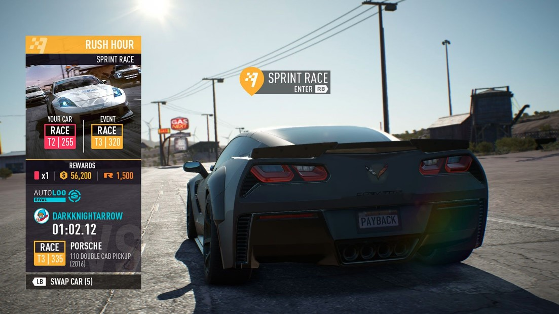 Need For Speed Payback Download 1