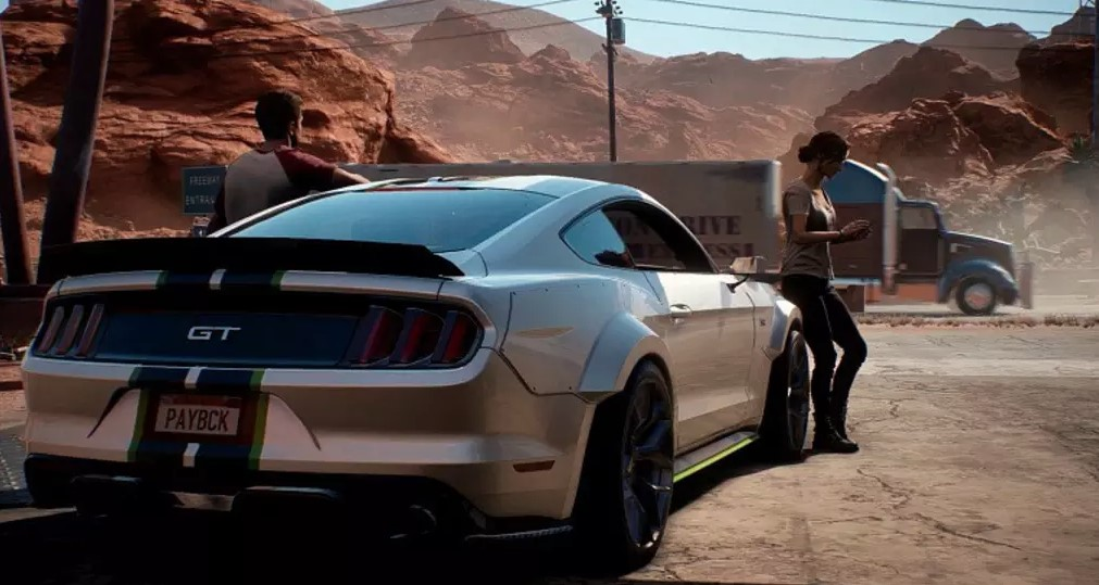 Need For Speed Payback Download 2