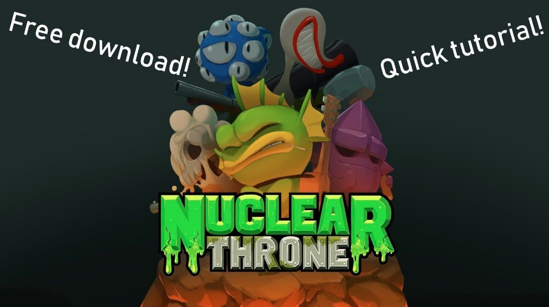 Nuclear Throne Download 2