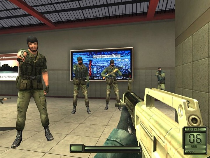 Soldier of Fortune 2 Download Free