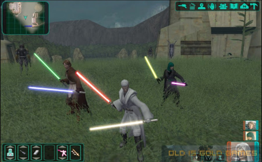 Star Wars Knights Of The Old Republic 2 Download 1