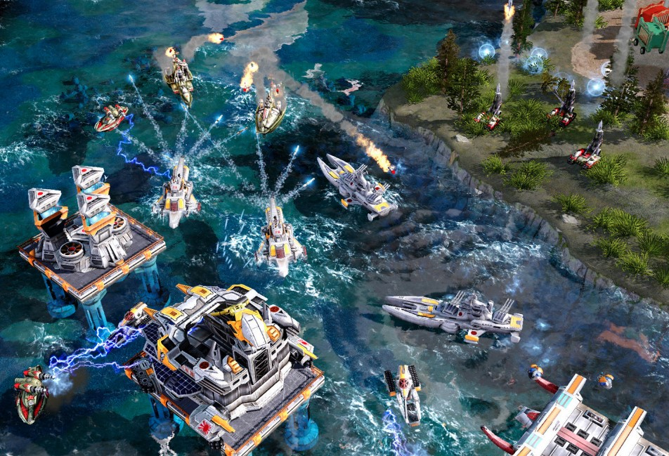 Command & Conquer Red Alert 3 Download 1