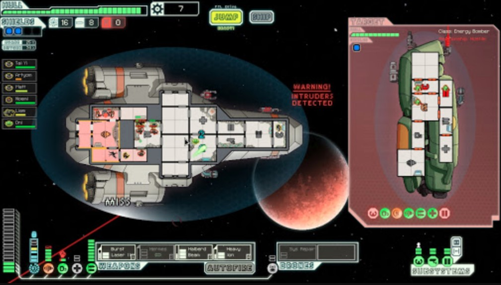 FTL Faster Than Light Download Free
