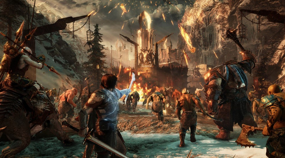 Middle Earth Shadow Of War Download 1