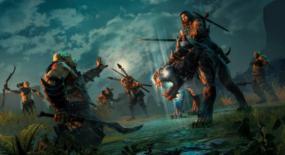 Middle Earth Shadow Of War Download 2