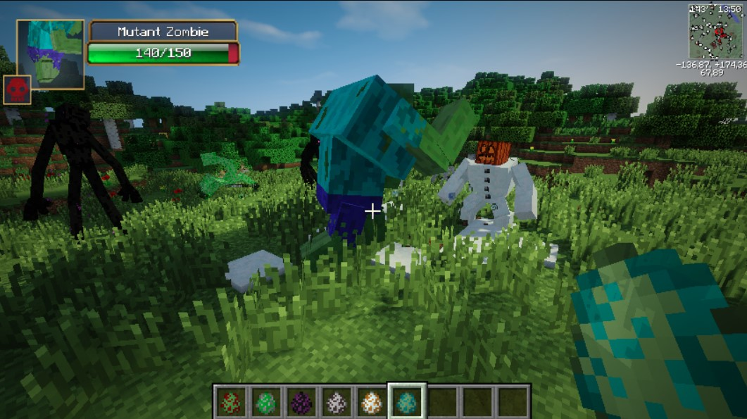 Mo Creatures Mod Download 1