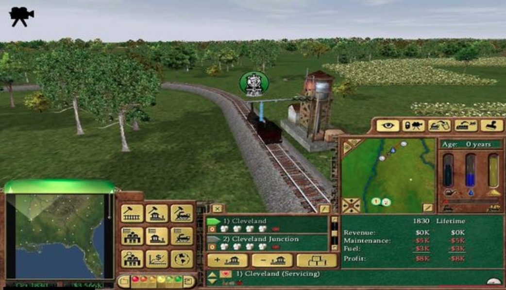 Railroad Tycoon 3 Download 1