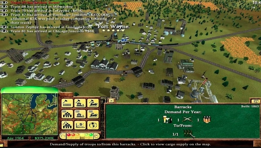 Railroad Tycoon 3 Download 2