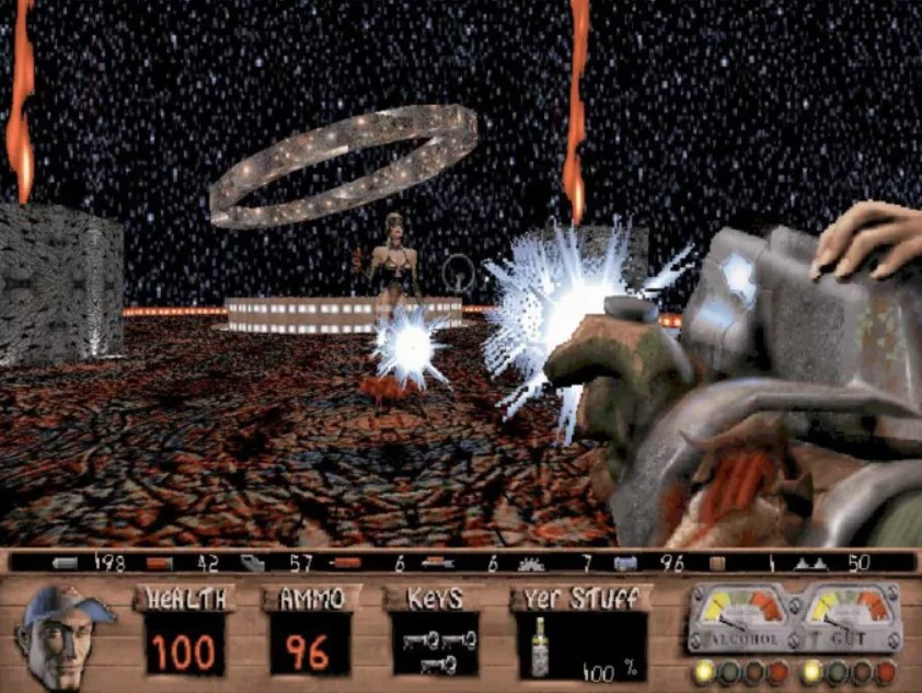 Red Neck Rampage Download 1