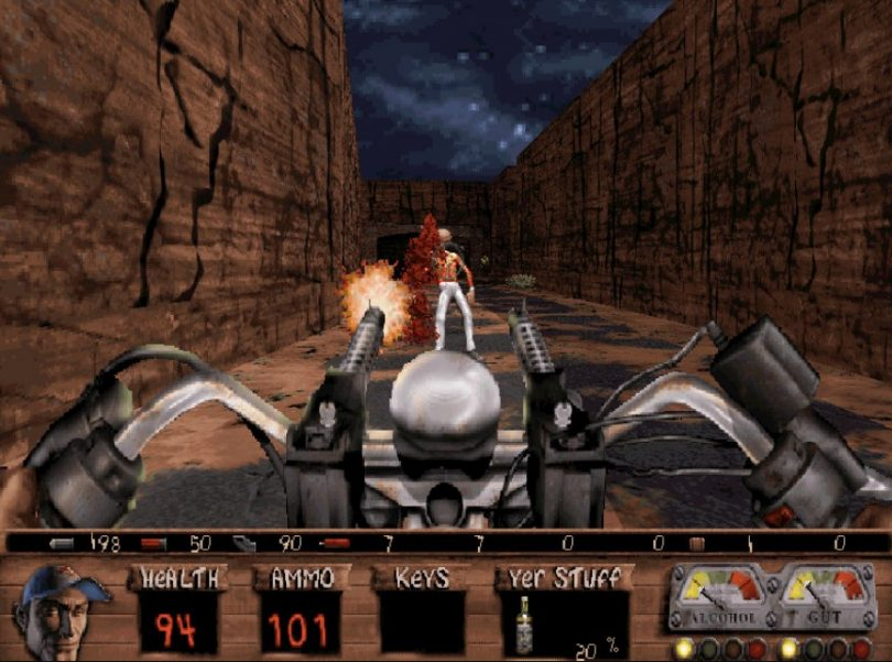 Red Neck Rampage Download
