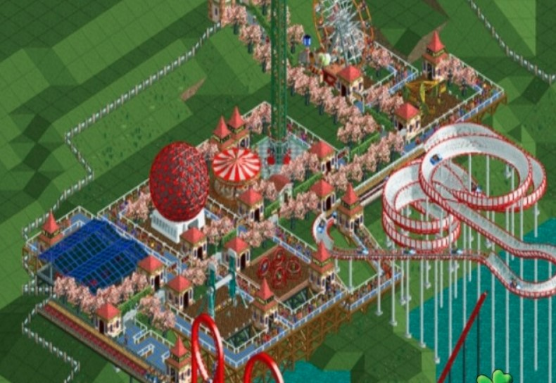 Rollercoaster Tycoon 2 Free Download 2