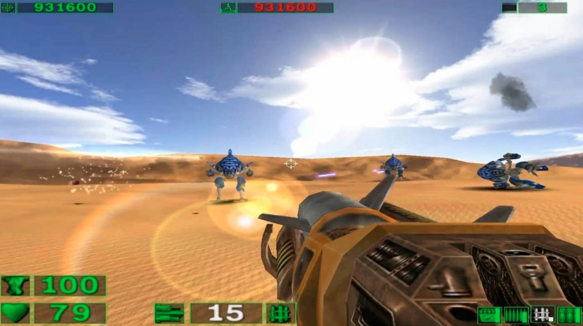 Serious Sam The First Encounter Download 1