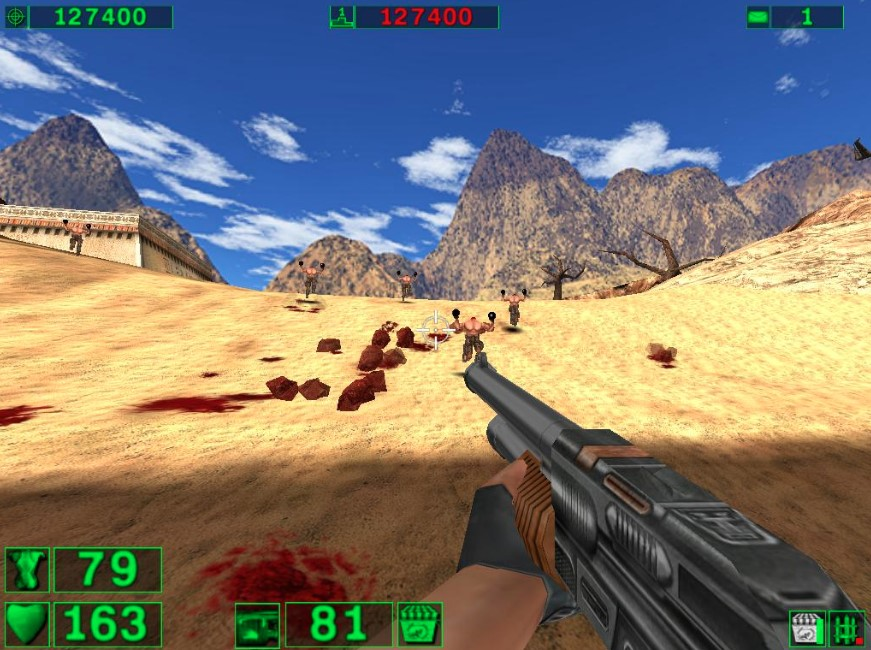 Serious Sam The First Encounter Download 2