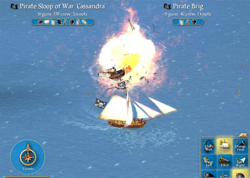 Sid Meier's Pirates Download 2