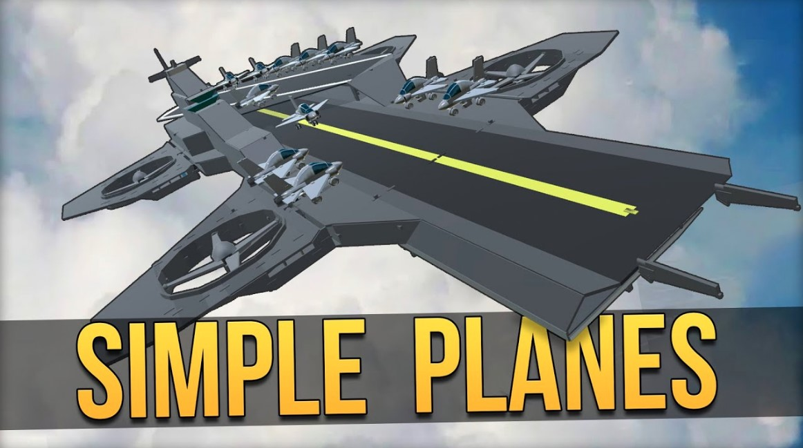 SimplePlanes Download 2