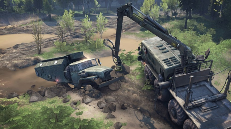 Spintires Download 2