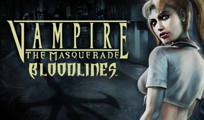 Vampires The Masquerade Bloodlines
