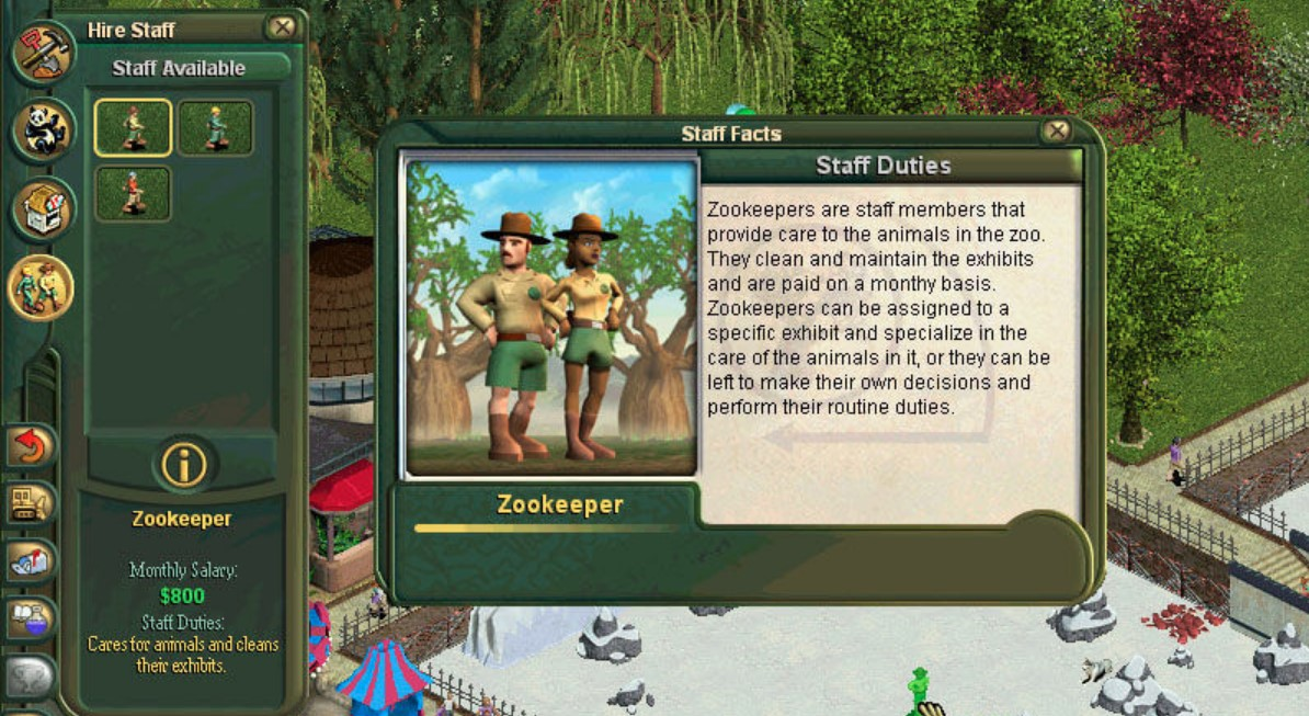 Zoo Tycoon Download Free